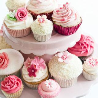 wedding_cupcakes_pink_flower_set_02