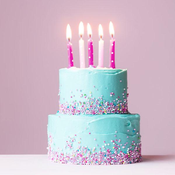 Creamy Birthday Style Your Cake