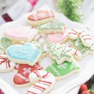 Pastelcookies